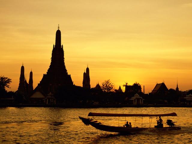 bangkok thailand tourism