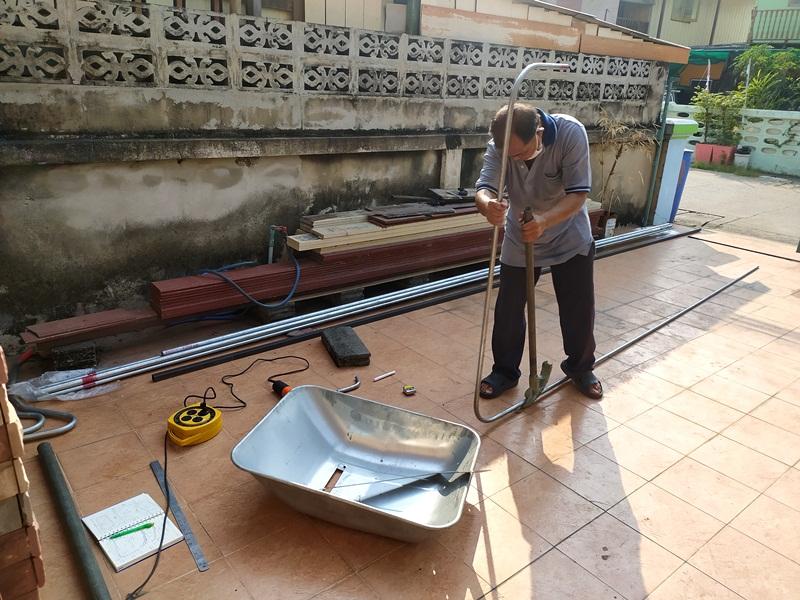 เครื่องคัดแยกทำความสะอาดข้าว Rice Screen Separator Multipurpose Model 2 รุ่นตอบโจทย์