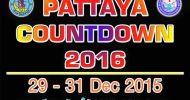 Pattaya Countdown 2016