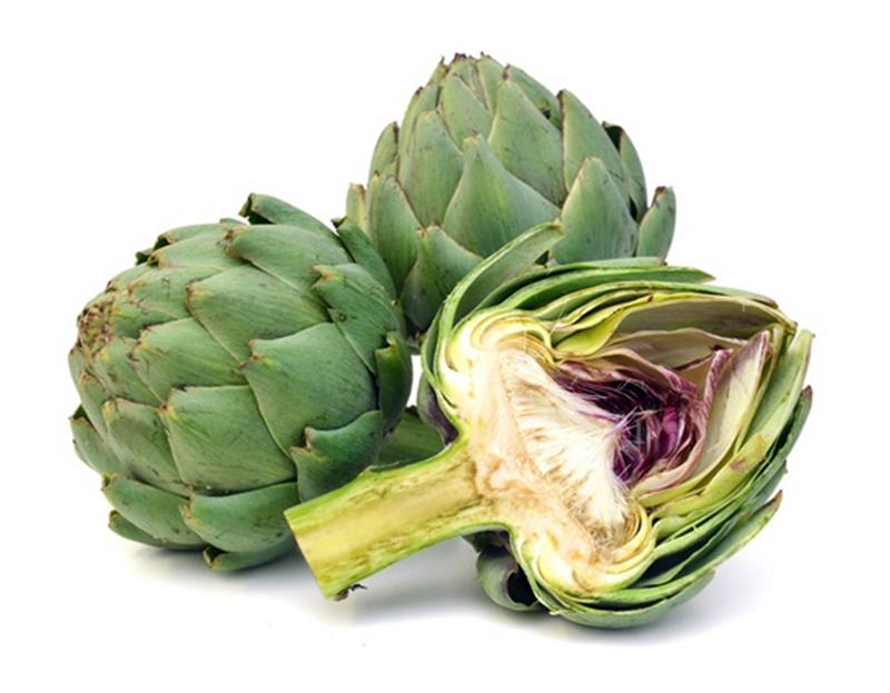 ซุปดอกอาร์ติโชค พืชบำรุงตับ หัวใจ ลดคอเลสเตอรอล